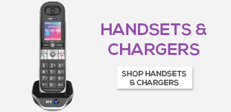 Handsets & Chargers